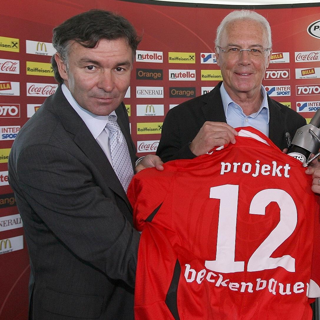 FUSSBALL - Nationalteam, ÖFB Projekt 12, Nachwuchsförderung, Fussball, Hangar 7 in Salzburg